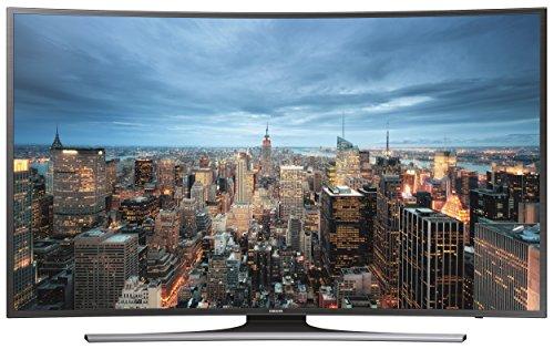 Samsung UE40JU6550 101 cm (40 Zoll) Curved Fernseher (Ultra HD, Triple Tuner, Smart TV)