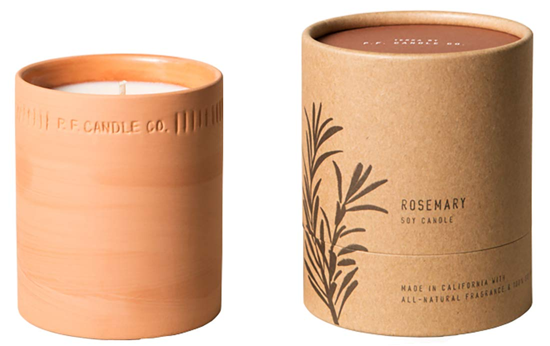 Terra by P.F. Candle Co. (Rosemary 8 oz) by P.F. Candle Co.