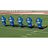 Football Blocking Sled with Royal Pro Pad- Varsity M-Series - 7 Man