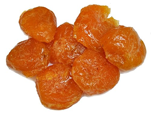 Australian Recipe Glace (candied) Apricots, Supreme quality, Kosher Certified - 20lb case by Unknown