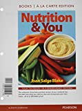 Nutrition & You, Books a la Carte Edition & Modified MasteringNutrition with MyDietAnalysis with Pearson eText -- ValuePack Access Card -- for Nutrition & You Package 1st Edition