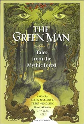 Image result for the green man book cover