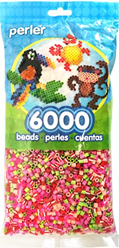 - Perler Beads Floral Bead Mix (6000 Count)