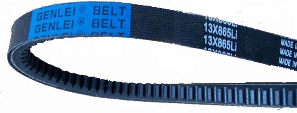 Zipper Zahnriemen 10003550 ZI-HAEK4100 13X865LI Anti-Statik