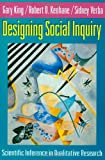 img - for Designing Social Inquiry: Scientific Inference in Qualitative Research book / textbook / text book