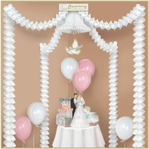 Ddi Congratulations Party Canopy (pack Of 18)