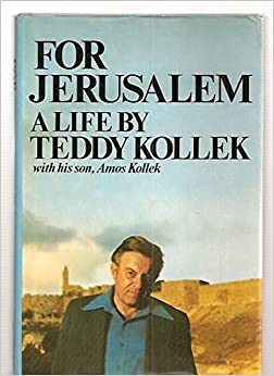 Book For Jerusalem: A life