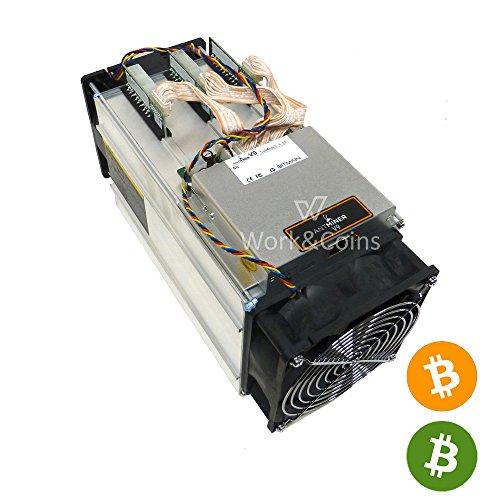 AntMiner V9~4TH/s @ 0.253W/GH Bitcoin/Bitcoin Cash ASIC Miner (V9)