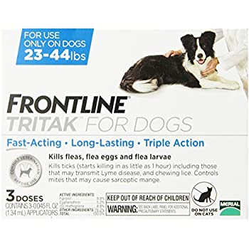 Frontline For Large Dogs Amazon