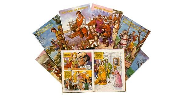 Robinson Crusoe (Clásicos Cómics): Amazon.es: Defoe, Daniel, Editorial Alfredo Ortells, S.L.: Libros