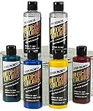Auto Air Colors Candy Pigment Colors Set A, 4oz.