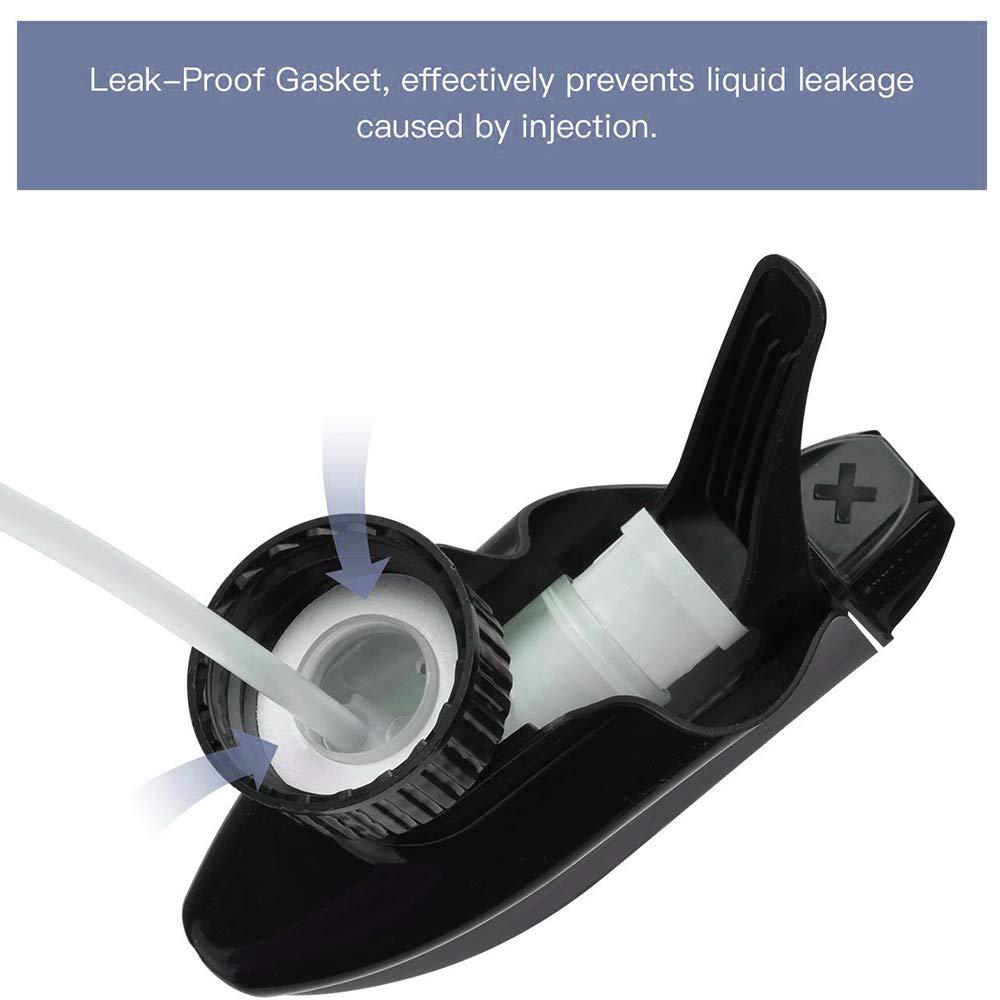 Fits Stand Trigger Sprayer NINILUCK Sprayer Replacement Parts Heavy Duty Mist Spray /& Stream 4 Pack