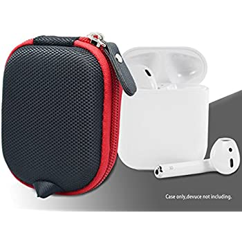 Amazon.com: Qladcase for AirPods Hard Carrying Case