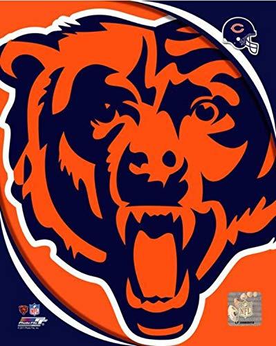 - Chicago Bears Logo Photo (Size: 8