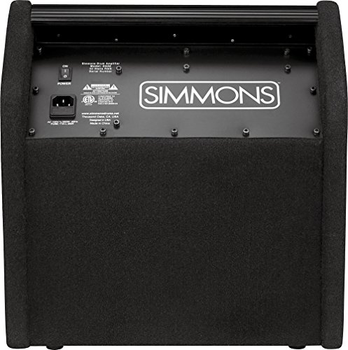 simmons da50. simmons da50 electronic drum set monitor da50 i