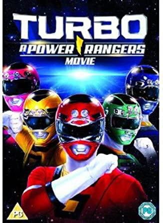 Turbo - A Power Rangers Movie Edizione: Regno Unito Italia DVD: Amazon.es: Cine y Series TV