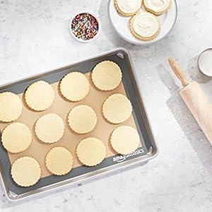 Amazonbasics Silicone Baking Mat Sheet Set Of 2 from AmazonBasics
