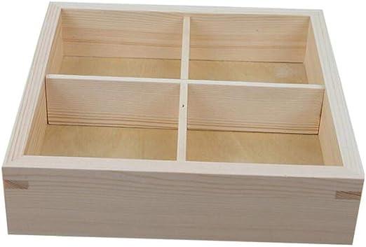 Home Big Wrist Caja de madera para frutas, bandeja de ...