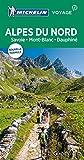 Michelin Le Guide Vert Alpes du Nord (MICHELIN Grüne Reiseführer)