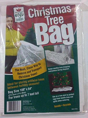 Easy Gardener Christmas Tree Bag for Removal or Storage