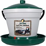 Harris Farms 1000267 Not Available Poultry Drinker, 6.25 Gallon