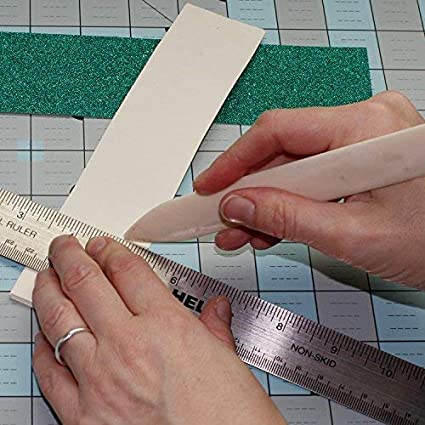 8 Inch Real Bone Folder,VENCINK Genuine Bone Folder Paper Creasing 4336989579