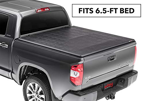 (Extang Trifecta 2.O Soft Folding Truck Bed Tonneau Cover | 92466 | fits Toyota Tundra (6 1/2 ft) 2014-18 (with rail system))