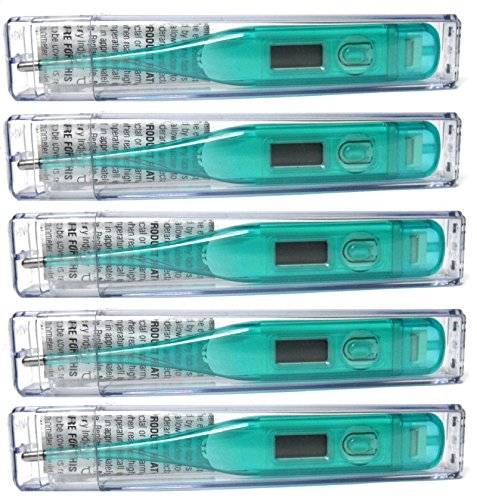 bce-qty-5-digital-fever-thermometers-oral-under-arm-rectal-use-auto-off-function