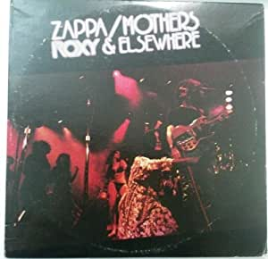Frank Zappa Amp Mothers Roxy Amp Elsewhere Lp Amazon Com Music