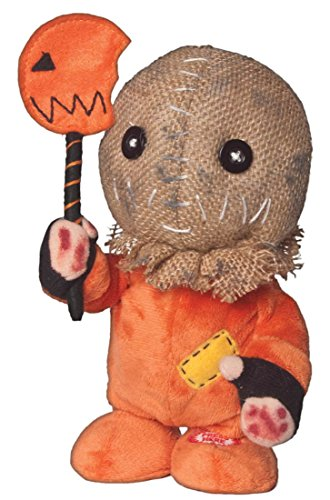 [Trick 'r Treat Sam Animated Table Top Statue by Horror] (Sam Trick R Treat Costumes)