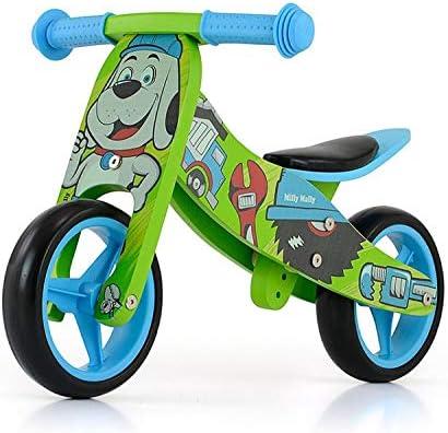 giocattolo a spinta per bambini con ruote in gomma Modello:Jake Bob JAKE bicicletta 2 in 1 tre ruote e bicicletta a spinta in legno