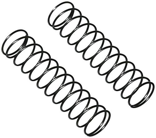 VATERRA Rear Shock Spring Medium Silver (2): TWH