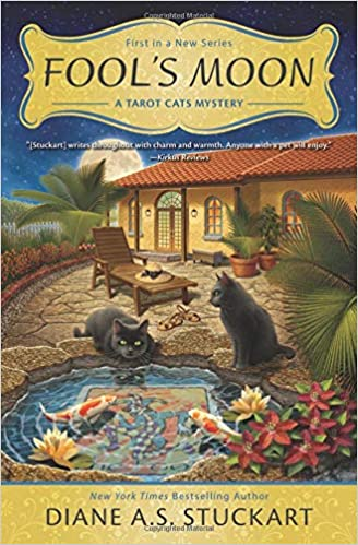05d1c786640147 Amazon.com  Fool s Moon (A Tarot Cats Mystery) (9780738757087 ...