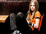 004 Avril Lavigne 19x14 inch Silk Poster Aka Wallpaper Wall Decor By NeuHorris