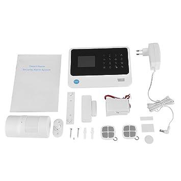 Zerone gsm GPRS - Detector inalámbrico con WiFi y Sistema de Seguridad para el hogar, Accesorios para Android e iOS: Amazon.es: Electrónica