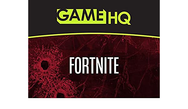 Amazon.com: Clip: GameHQ: Fortnite: STARLORD, Machinima