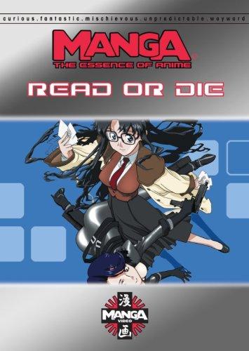(Essence of Anime: Read Or Die)
