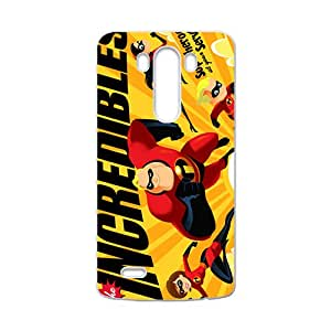 Warm-Dog The Incredibles Case Cover For LG G3 Case