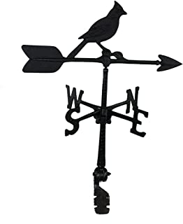 product image for Montague Metal Products 24-Inch Weathervane with Cardinal Ornament