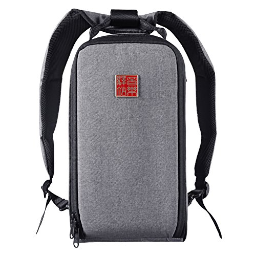 (Music Area Guitar Effect Pedal Gig Bag Heat Insulated - Grey)