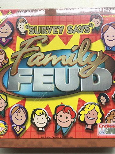 family feud board game 2nd edition - 3