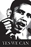 yes we can poster - Obama - Yes We Can (black and white) Poster 24 x 36in