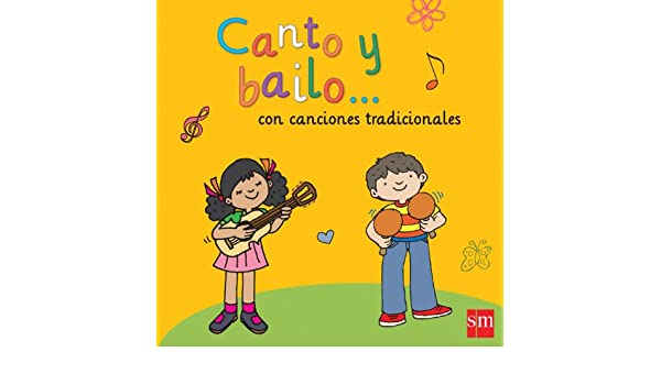 Canto y bailo... con canciones tradicionales by Various artists on Amazon Music - Amazon.com