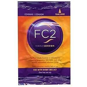 FC Female Condom - Quantity - 10 Pack