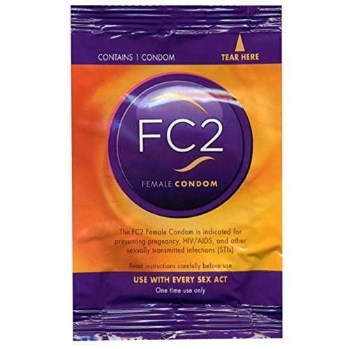 FC2 Female Condom - Quantity - 10 Pack by FC Female Condom