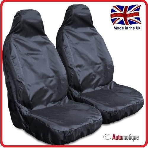 AUTOMS ASRRLUYYX911156 Waterproof Seat Covers Black AUTOMOTIQUE