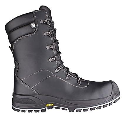 Solid Gear sg7400136 Sparta – Zapatos de seguridad S3 talla 36 NEGRO