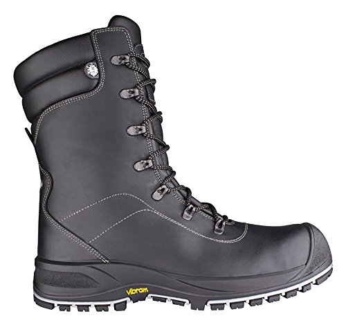 Snickers SG7400145 Sparta S3 Safety Boot Black 45