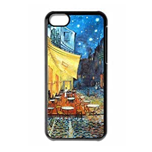VNCASE Oil painting Phone Case For Iphone 5C [Pattern-1]