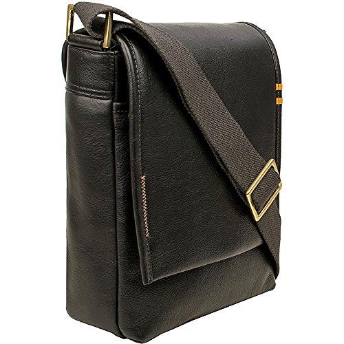 hidesign-seattle-unisex-leather-crossbody-messenger-black